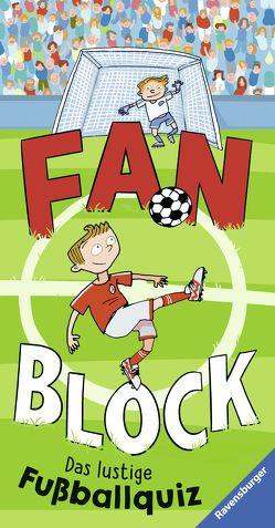Fanblock von Schwendemann,  Andrea, Wowra,  Frank