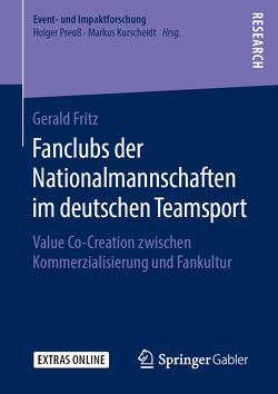 Fanclubs der Nationalmannschaften im deutschen Teamsport von Fritz,  Gerald