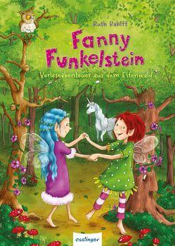 Fanny Funkelstein von Rahlff,  Ruth, Stickel,  Stephanie