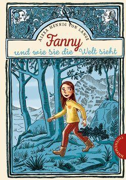 Fanny und wie sie die Welt sieht von Hennig von Lange,  Alexa, Kehn,  Regina