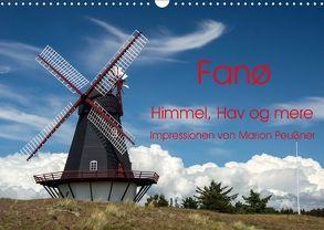 Fanø – Himmel, Hav og mere (Wandkalender 2018 DIN A3 quer) von Peußner,  Marion