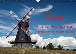 Fanø – Himmel, Hav og mere (Wandkalender 2019 DIN A3 quer) von Peußner,  Marion