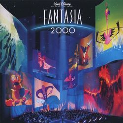Fantasia 2000 von Chicago Symphony Orchestra, Philharmonia Orchestra, Tchaikovsky,  Peter Ilyich, van Beethoven,  Ludwig