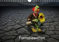 Fantasiewelten (Wandkalender 2018 DIN A4 quer) von Klein,  Ralph