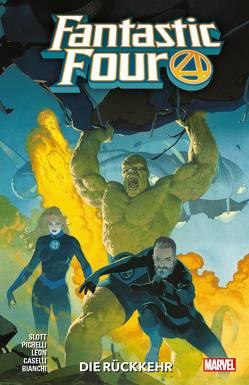 Fantastic Four – Neustart von Pichelli,  Sara, Slott,  Dan
