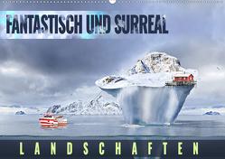 Fantastisch und surreal – Landschaften (Wandkalender 2020 DIN A2 quer) von Thoermer,  Val