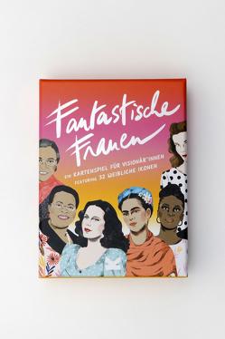 Fantastische Frauen. Ein Kartenspiel für Visionär*innen von Ambler,  Frances, Henríquez,  Daniela
