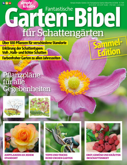 Fantastische Garten-Bibel für Schattengärten von Buss,  Oliver