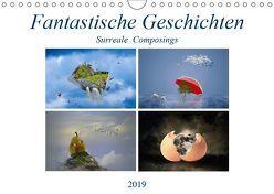 Fantastische Geschichten (Wandkalender 2019 DIN A4 quer) von Di Chito,  Ursula