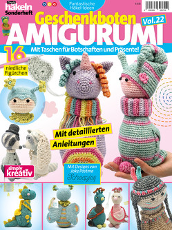 Fantastische Häkel-Ideen: Geschenkboten AMIGURUMI Vol. 22 von Postma,  Joke