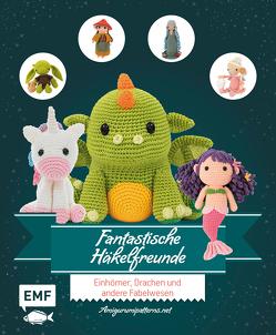 Fantastische Häkelfreunde von Amigurumipatterns.net