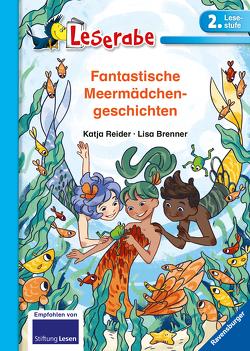Fantastische Meermädchengeschichten von Brenner,  Lisa, Reider,  Katja