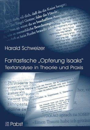 """Fantastische """"Opferung Isaaks"""" von Schweizer,  Harald"""