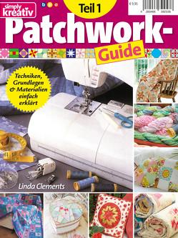Simply kreativ – Fantastische Patchwork-Bibel Teil 1 von bpa media GmbH, Clements,  Linda
