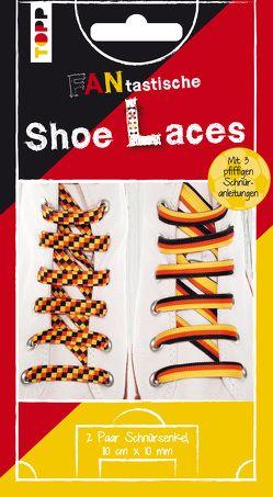 FANtastische Shoe Laces Set von frechverlag