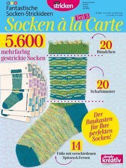 "Fantastische Socken-Bibel / ""Socken a' la Carte"" von bpa media GmbH, Buss,  Oliver"