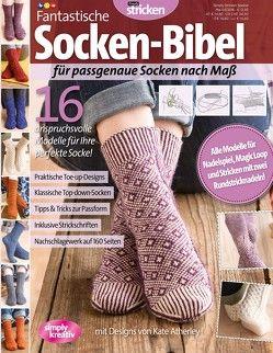 Fantastische Socken-Bibel von bpa media GmbH, Buss,  Oliver