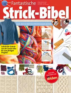Fantastische Strick-Bibel von bpa media GmbH, Buss,  Oliver