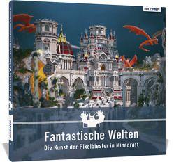 Fantastische Welten – Die Kunst der Pixelbiester in Minecraft