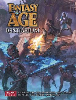 Fantasy AGE Bestiarium von Truant,  Mario