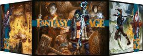 Fantasy AGE Spielleiterset von Truant,  Mario