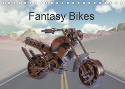 Fantasy Bikes (Tischkalender 2020 DIN A5 quer) von Michael Rautenberg,  Dr., München