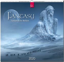 Fantasy – Fantastische Welten von Redaktion Verlagshaus Würzburg,  Bildagentur