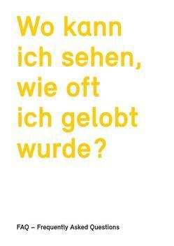 FAQ von Hahn,  Barbara, Zimmermann,  Christine