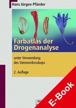 Farbatlas der Drogenanalyse von Pfänder,  Hans Jürgen