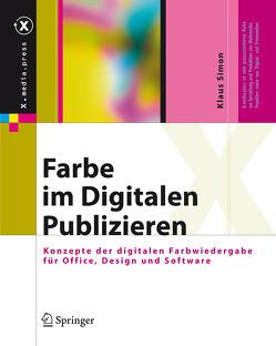 Farbe im Digitalen Publizieren von Simon,  Klaus