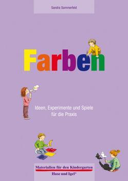 Farben 4-6 Jahre von Sommerfeld,  Sandra