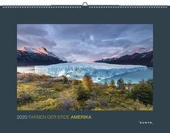 Farben der Erde: Amerika 2020 von KUNTH Verlag