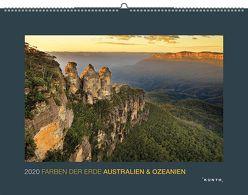 Farben der Erde: Australien & Ozeanien 2020 von KUNTH Verlag
