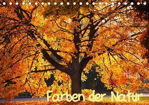 Farben der Natur (Tischkalender 2018 DIN A5 quer) von Gräbner,  Holger