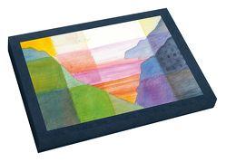 Farben des Südens – Kunst-Faltkarten im Schmuckkarton* von Felger,  Andreas