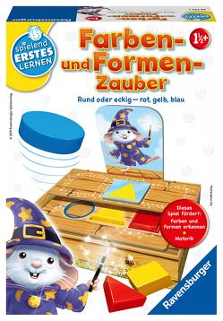 Farben- & Formen-Zauber von Haferkamp,  Kai