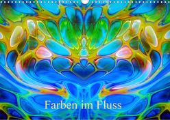 Farben im Fluss (Wandkalender 2020 DIN A3 quer) von Madalinski,  Anne