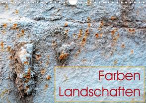 Farben Landschaften (Wandkalender 2020 DIN A4 quer) von Adams www.foto-you.de,  Heribert