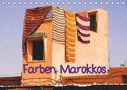 Farben Marokkos (Tischkalender 2019 DIN A5 quer) von Thauwald,  Pia