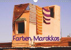 Farben Marokkos (Wandkalender 2019 DIN A4 quer) von Thauwald,  Pia