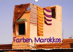 Farben Marokkos (Wandkalender 2021 DIN A3 quer) von Thauwald,  Pia