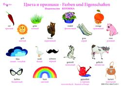 Farben und Eigenschaften von Katarina,  Kostjuschenko