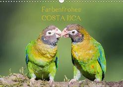 Farbenfrohes Costa RicaAT-Version (Wandkalender 2018 DIN A3 quer) von Jordan,  Sonja, www.sonja-jordan.at,  k.A.