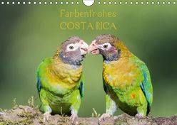 Farbenfrohes Costa RicaAT-Version (Wandkalender 2018 DIN A4 quer) von Jordan,  Sonja, www.sonja-jordan.at,  k.A.