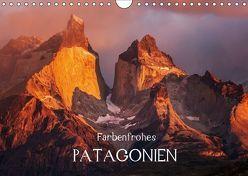 Farbenfrohes PatagonienAT-Version (Wandkalender 2019 DIN A4 quer) von Seiberl-Stark,  Barbara