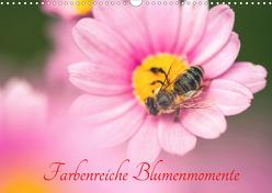 Farbenreiche Blumenmomente (Wandkalender 2020 DIN A3 quer) von Holtz,  Alena