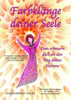 Farbklänge deiner Seele – Begleitbuch von Zimmermann,  Christiane