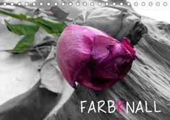 FARBKNALL (Tischkalender 2019 DIN A5 quer) von Yles.Photo.Art