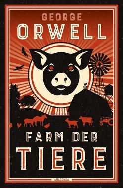 Farm der Tiere von Holtsch,  Heike, Orwell,  George