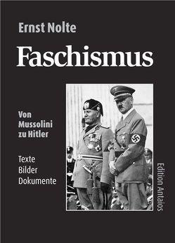 Faschismus von Nolte,  Ernst